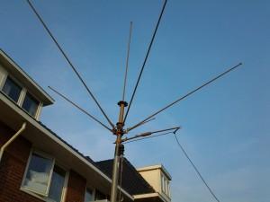 Stern antenna