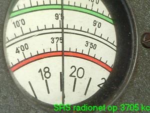 RadioneR3 aftemschaal